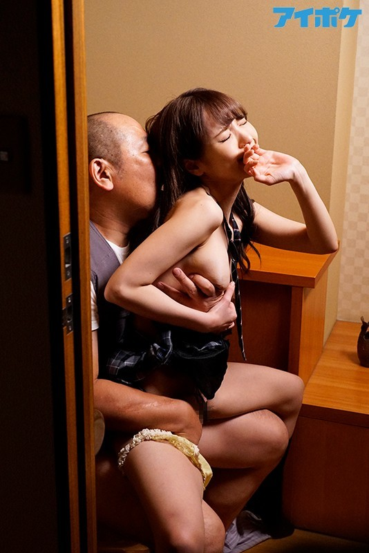 IPX-565 :制服少女「桃乃木かな」惨遭继父「屈辱强暴」每天都被玷污!