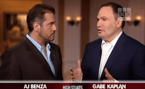 Kaplan、Benza重回《High Stakes Poker》直播间