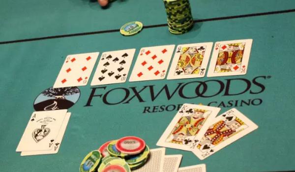 德州扑克各种逆袭介绍