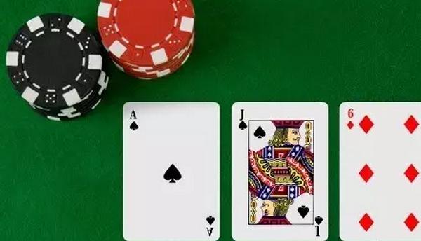 德州扑克Flop牌力的分化