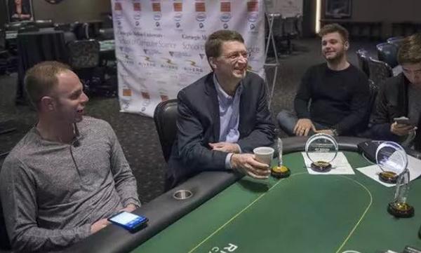 丹牛为小企业筹款 扑克玩家节日为大家做善举 人工智能为扑克行业开启创新