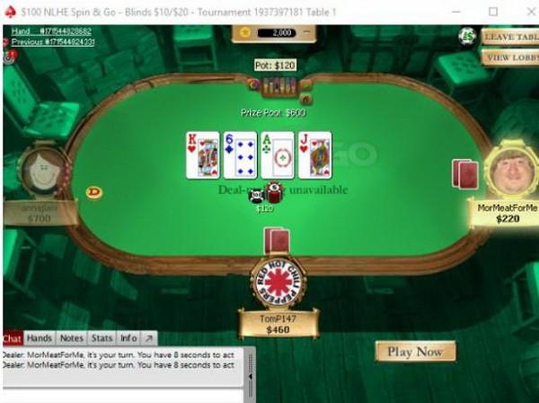 德州扑克职业牌手和业余牌手