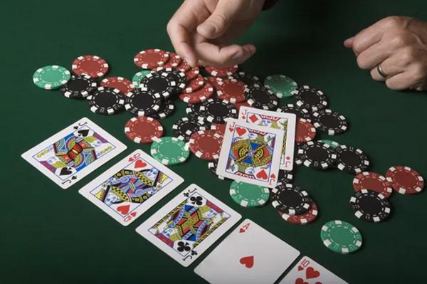 德州扑克线性范围、紧缩的范围及两极化的范围