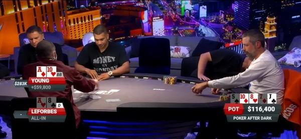 德州扑克过度游戏中对是如何变成一场灾难的