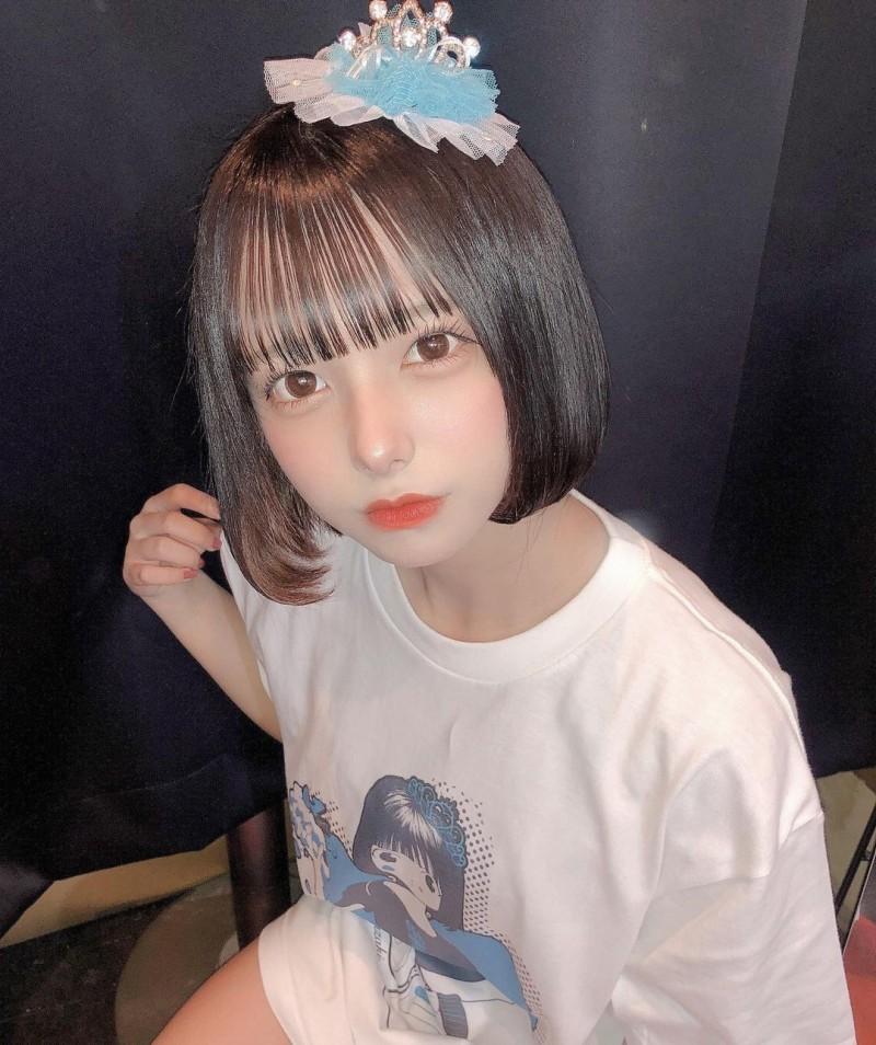 短发萝莉偶像「宫崎あみさ」邻家女孩气场妹力满点刚满18岁「青春」散发满满活力