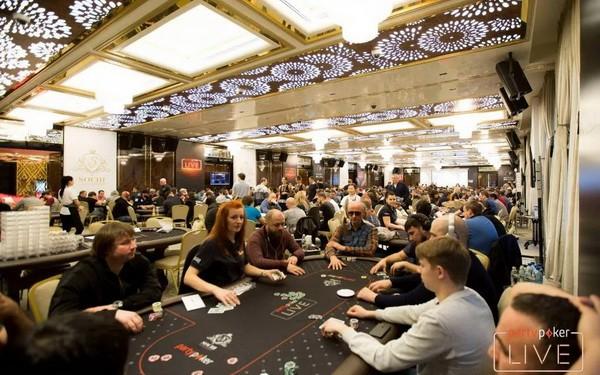 大量现场扑克系列赛即将在索契娱乐场展开