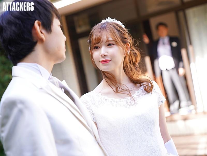 ADN-298 :新娘「明里つむぎ」婚礼一结束就被公公侵犯 不仅被舔遍全身,还中出拍照!