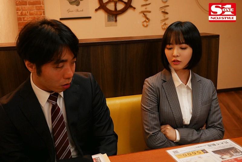 "SSIS-032:机歪女上司""三宫つばき""风俗店兼差被下属抓包立场大逆转."