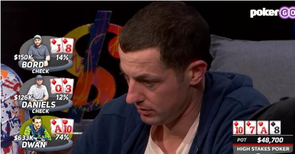 Tom Dwan成High Stakes Poker第八季的大赢家