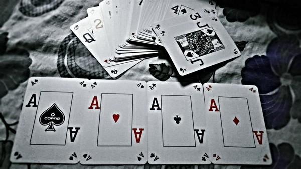 德州扑克一场脑力和体力的较量
