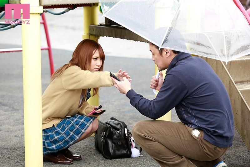 """MIAA-069: 不良女学生""""咲咲原玲""""被抓住把柄任人连续中出!"""