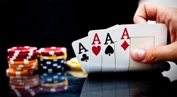 德州扑克和国际关系