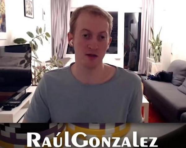 高手RaulGonzalez宣布暂时从扑克中退役