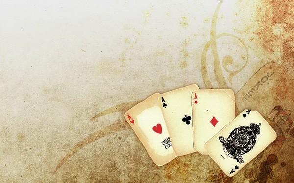 投资人谈德州扑克