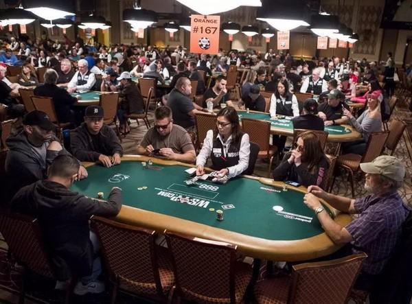 新的拉斯维加斯Covid限制将为秋季WSOP的正常举办铺平道路