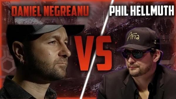 Phil Hellmuth再次击败丹牛!绝命诈唬锁定胜利!