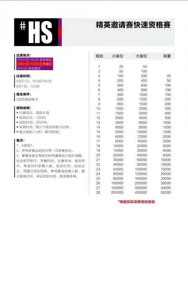 2021CPG®济南选拔赛-详细赛程赛制发布