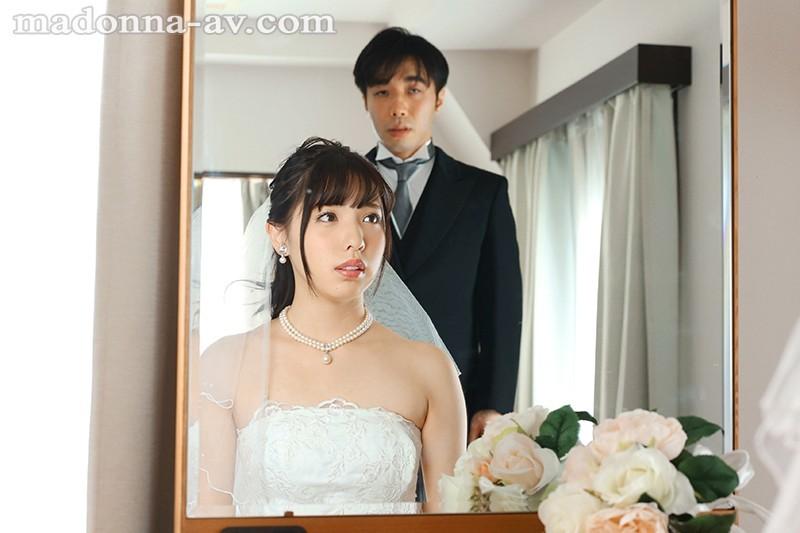 "JUL-586:妹妹""白桃はな(白桃花)""要结婚 哥哥太忌妒竟中出占有"