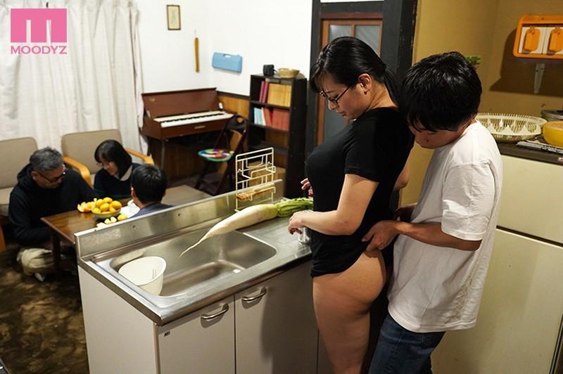 春菜はな(春菜花)作品mimk-084 :K奶叔母极品肉体惨遭青春期侄子掰开进入中出内射。
