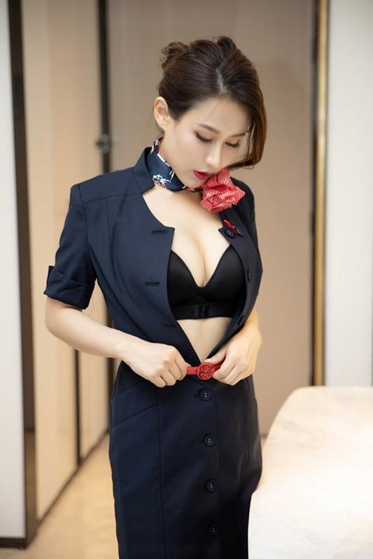 黑丝制服空姐女友徐安安 飞行归来陪你玩情趣SM!