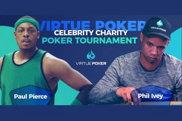 Phil Ivey将与NBA球星保罗-皮尔斯对决