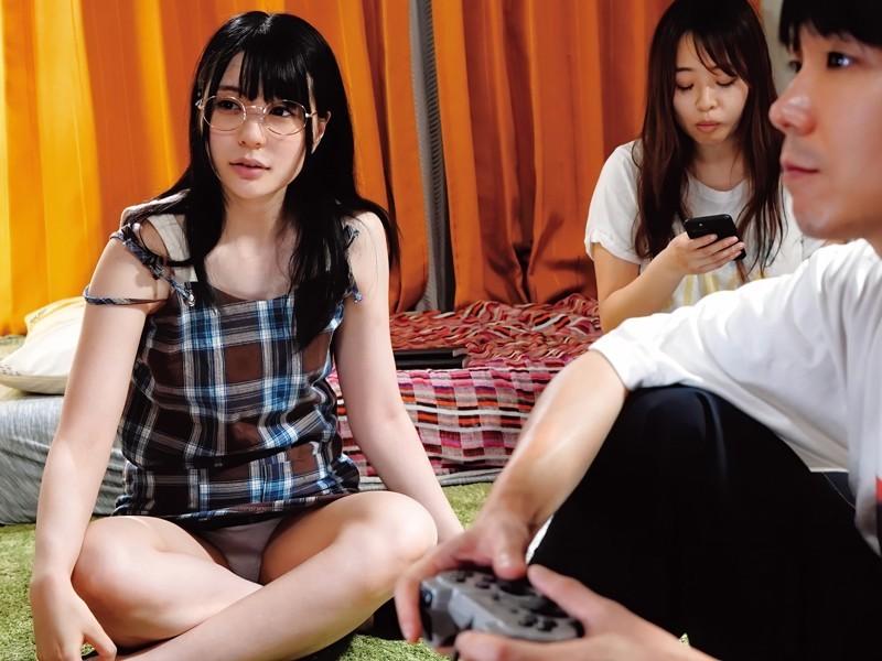 """DVAJ-489:绿茶婊""""藤波さとり(藤波佐鸟) """"搞上闺密男友不停做爱."""