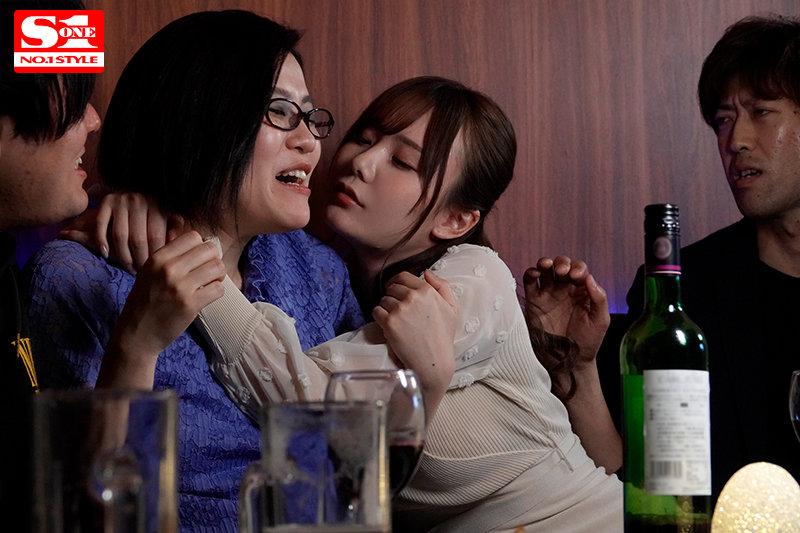 "SSIS-133:女同事""miru""酒后乱性发情主动献上身体!"