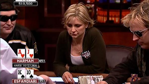 Jennifer Harman呼吁女性玩家在牌桌上要狠,不要太敏感!