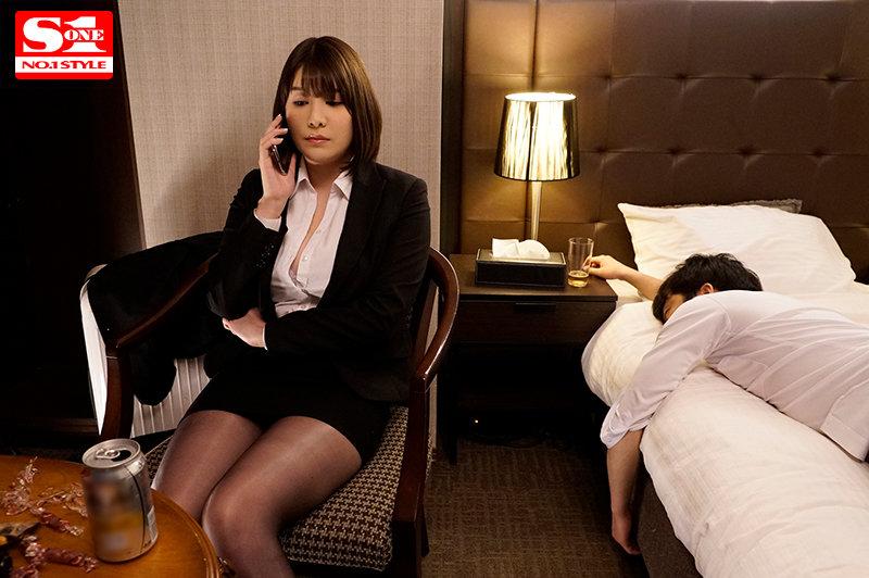 有栖花あか(有栖花绯)作品SSIS-139:大奶女上司最纵欲的出差夜晚!