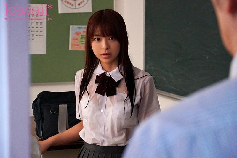 桜もこ(樱萌子)作品CAWD-090:默默期待放课后的温存时间无法自拔。
