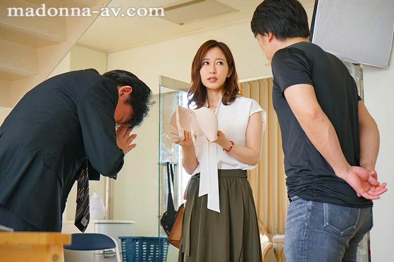 """JUL-289:性感人妻""""篠田ゆう(篠田优)""""当内衣模特儿竟被摄影师中出。"""