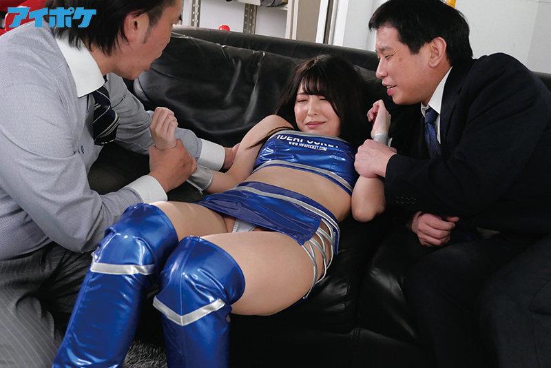 "IPX-701:RQ赛车皇后""藤井いよな(藤井一夜)""戴上手铐被强暴。"