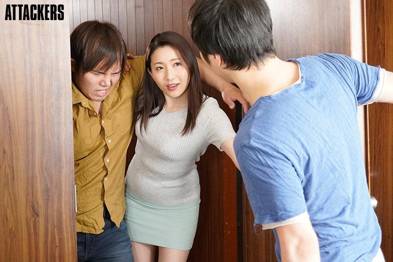 妃ひかり(妃光莉)作品ADN-333 :儿子同学满足饥渴的单亲妈妈!