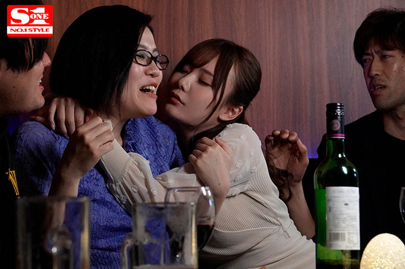 "SSIS-133:同事""miru""喝醉就变接吻狂魔只想打炮…"