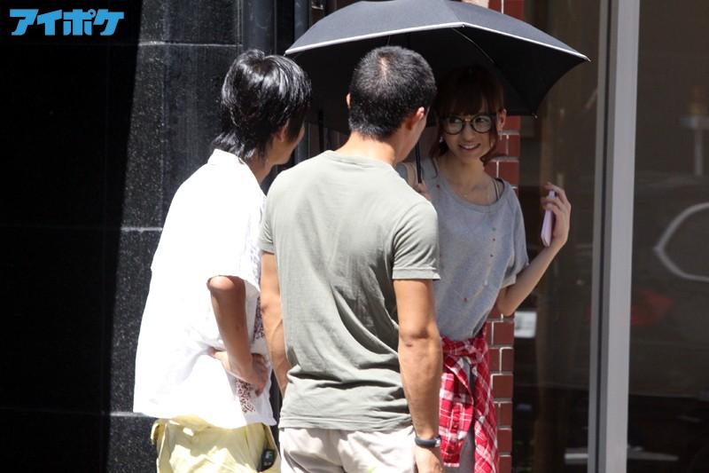 希志あいの(希志爱野)作品IPZ-565 :偷拍搭讪大师去勾搭女优。