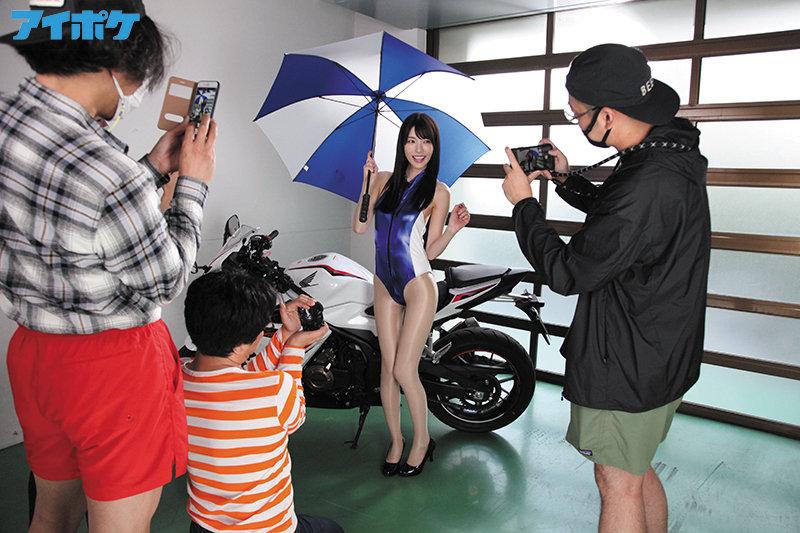 枫カレン(枫花恋)作品IPX-724:长腿赛车女郎遭到潜规则。
