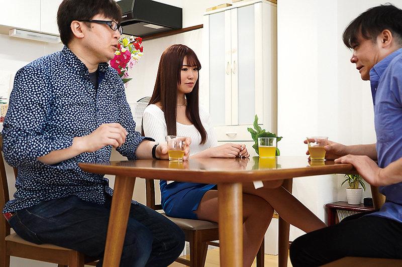 花宫亜梦(花宫あむ)KSBJ-155:淫乱人妻偷吃老公好友!
