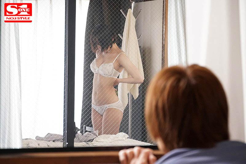 架乃ゆら(架乃由罗)SSNI-184:新婚嫩妻隔着窗户挑逗邻居。