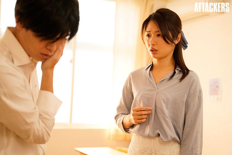 """SHKD-963:美人教师""""川上奈々美(川上奈奈美)""""体罚学生遭父子轮流强暴.."""